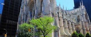 La Cathédrale Saint Patrick à New York