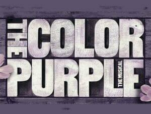 The Color Purple à Broadway