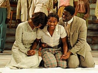 The Color Purple à Broadway - Troupe