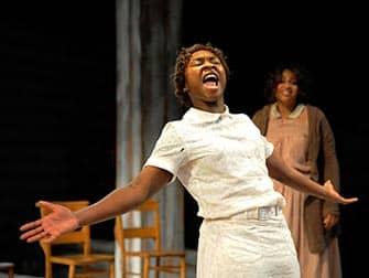 The Color Purple à Broadway - Show à New York