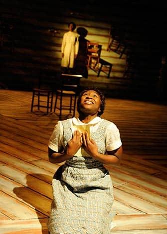 The Color Purple à Broadway - la comédie musicale