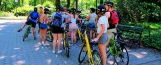 Visites guidées de New York a vélo