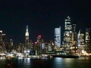 Visite nocturne de New York