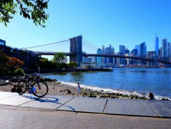 Location de vélos à New York - Pont de Brooklyn