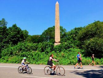 Location de vélos à New York - Cyclistes
