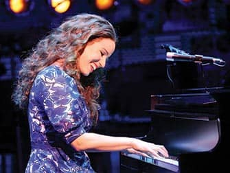 Beautiful The Carole King Musical à Broadway- Piano