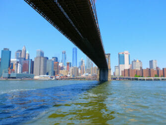Circle Line Landmarks and Brooklyn Cruise - Brooklyn Bridge