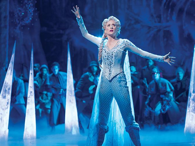 Billets pour Frozen a Broadway - Elsa