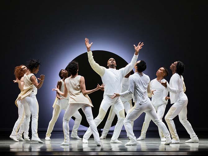 Billets pour Alvin Ailey a New York - Danse 1