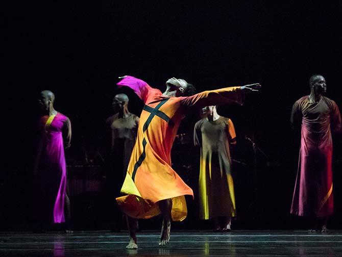 Billets pour Alvin Ailey a New York - Danse 2