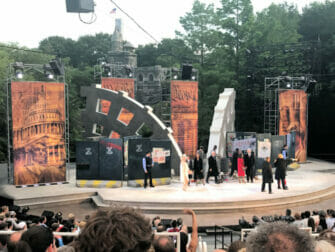 Shakespeare in the Park à New York - Public