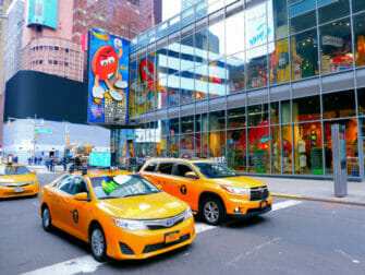 Theater District à New York - M&M Store