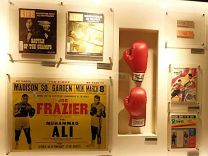 Boxe anglaise à New York