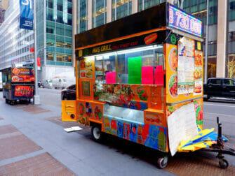 La Food Street à New York