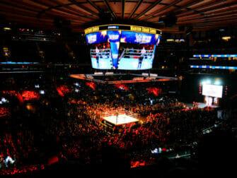 Tickets pour la lutte WWE à New York - Public