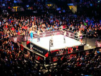Tickets pour la lutte WWE à New York - Match