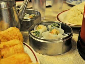 Food tour à Chinatown et Little Italy - Dim Sum