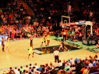 New York Liberty Basketball Tickets - Joueurs