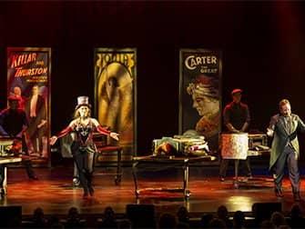 Billets pour The Illusionists à Broadway - Tour de magie