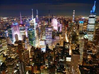 Les plus belles vues de New York - Empire State Building