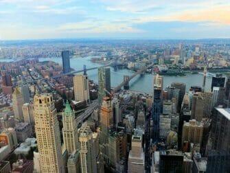 Les plus belles vues de New York - One World Observatory