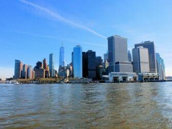 Les plus belles vues de New York - Staten Island Ferry