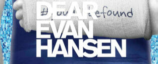 Dear Evan Hansen a Broadway Billets
