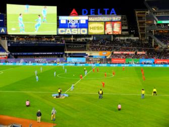 New York pas cher -Soccer