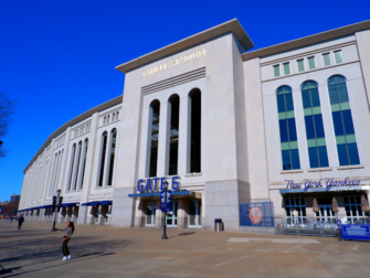 New York pas cher - Yankees
