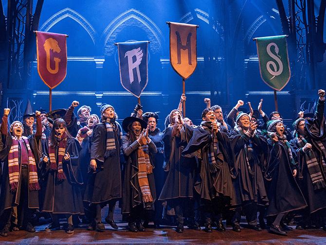 Billets pour Harry Potter and the Cursed Child a Broadway - A Poudlard