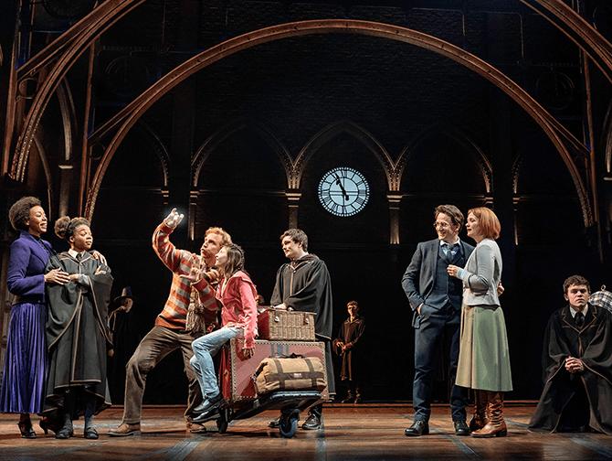 Billets pour Harry Potter and the Cursed Child a Broadway - La nouvelle generation