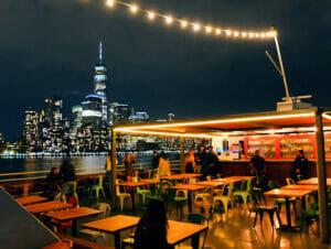 Dîner-croisière Hudson River à New York