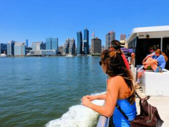 NYC Ferry à New York - Traversée