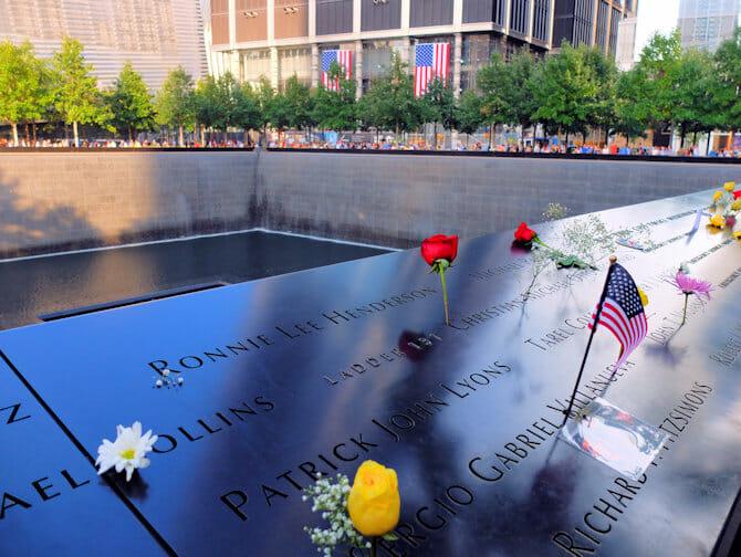 Le 11 septembre (9/11) à New York