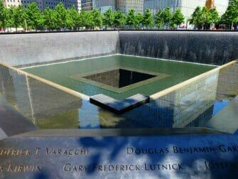 La différence entre le New York Explorer Pass le New York Pass - 911 Memorial