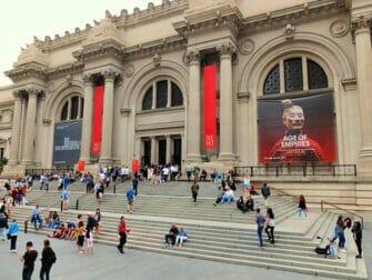 La différence entre le New York Explorer Pass le New York Pass - The Met