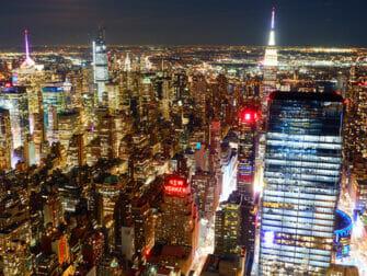 Billets pour le Edge Hudson Yards Observation Deck - Vue de nuit
