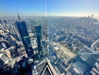 Billets pour le Edge Hudson Yards Observation Deck - Angle