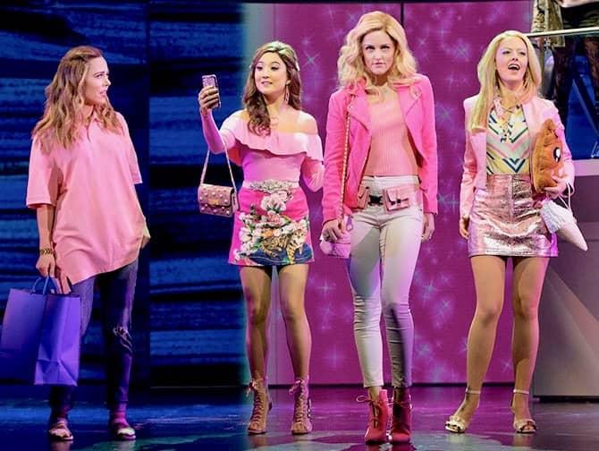 Mean Girls à Broadway Tickets - The Girls