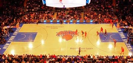 Match des Knicks