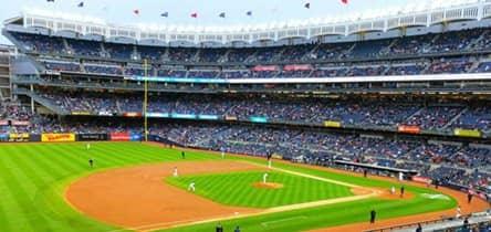 Voir un match des Yankees