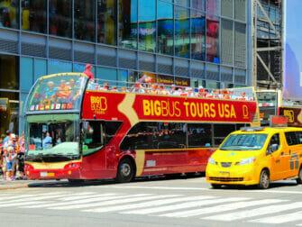 New York Sightseeing Flex Pass - Hop-on Hop-off bus