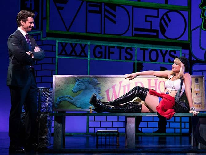 Billets pour Pretty Woman The Musical à Broadway - Edward et Vivian