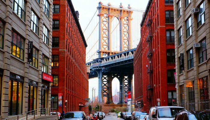 Private Walking Tour in New York Manhattan Brige