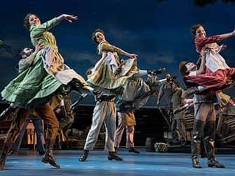 Billets pour Carousel à Broadway - Casting