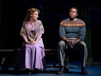 Billets pour Carousel à Broadway - Julie et Billy