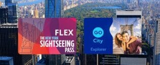 Difference entre le New York Sightseeing Flex Pass et le New York Explorer Pass
