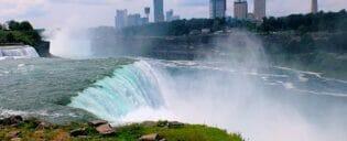 Excursion de New York aux Niagara Falls en bus