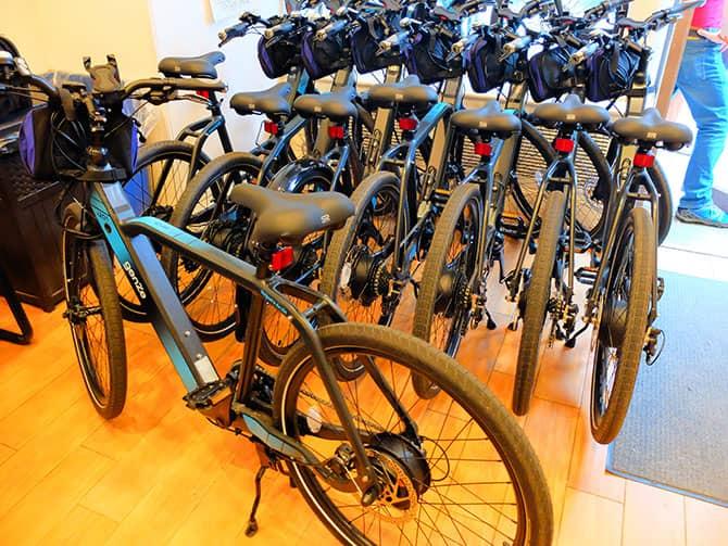 Visite de New York en vélo électrique - E-Bikes