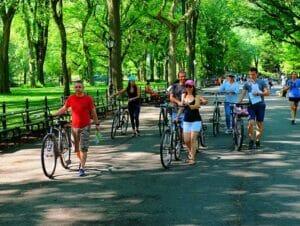 Visite de New York en vélo électrique